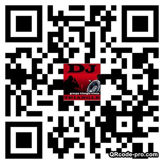 QR Code Et Carte De Visite VCard Contact DJ Gard A